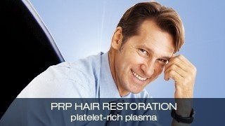 PRP Hair Restoration Platelet rich plasma at Lucy Peters