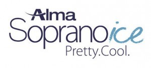 Lucy Peters is proud to use the Alma Soprano Ice for laser hair removal.